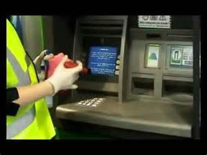 ATM POS termianl cleaner