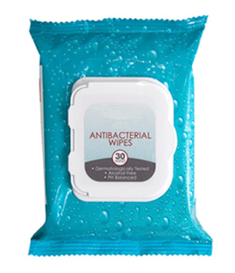 Antibacterial hygiene Wet Wipes