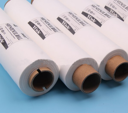SMT stencil cleaning roll wipes