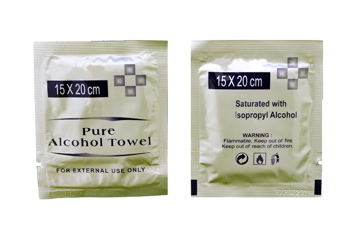 Antibacterial IPA alcohol wet cleaning wipes.png