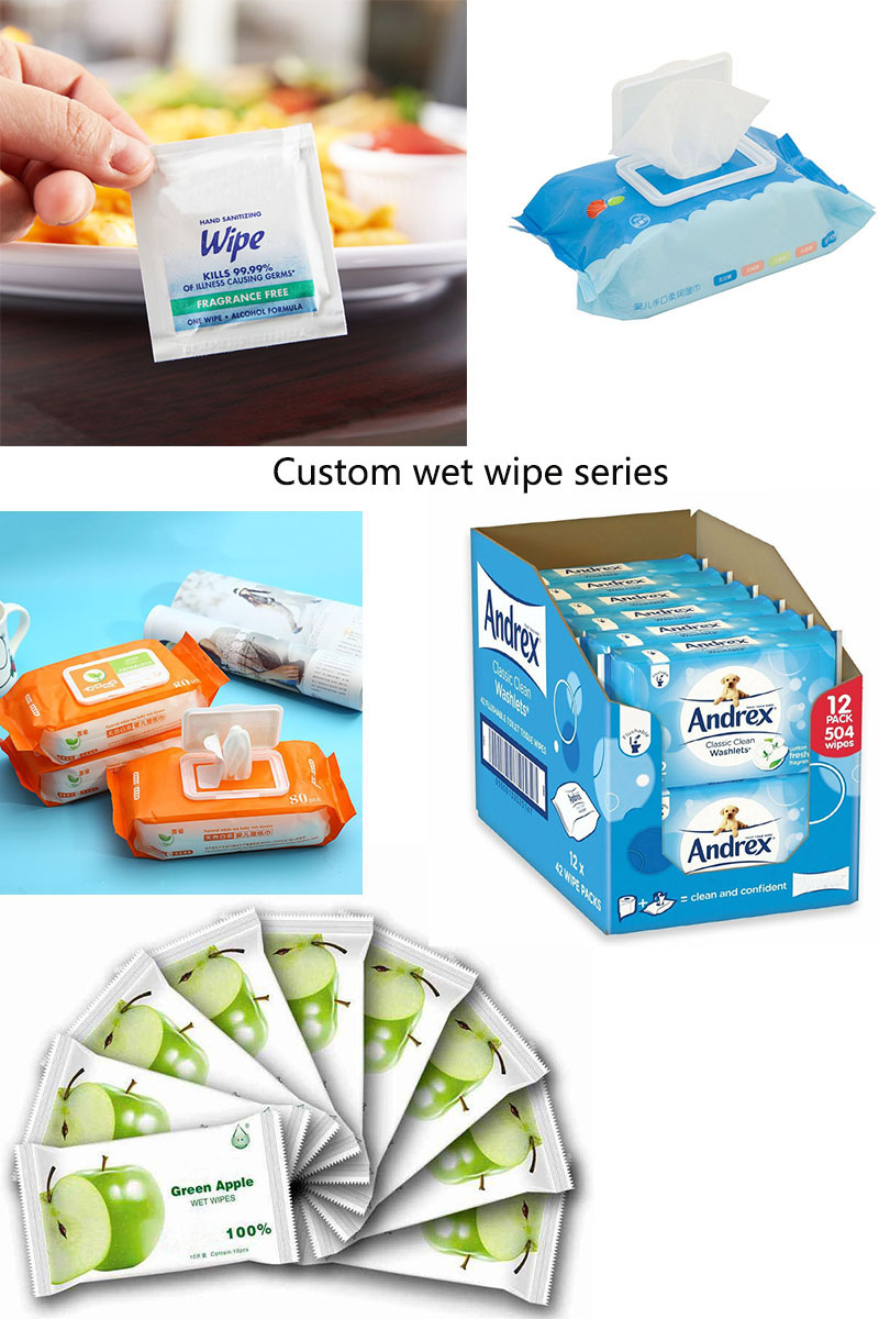 customs wet wipes factory