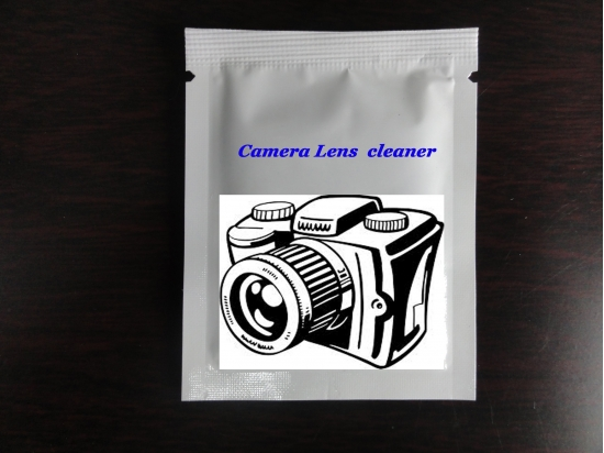Camera Lens cleaning wipes