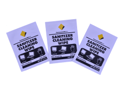 Individually Wrapped Cleaning Wet Wipes
