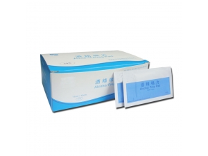 First Aid disinfectant Alcohol wet wipes