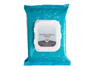 Hand skin disinfectant cleaning wipes