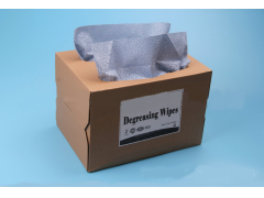 Industrial Boxed Folded Cleaning Wipe