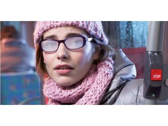 Как сделать так чтобы не запотевали очки