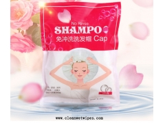 Rinse Free Hair Washing Shampoo Cap
