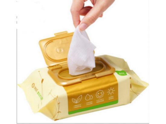 OEM for Biodegradable flushable Wet Wipes