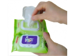 Soft pack Feminine Wipes