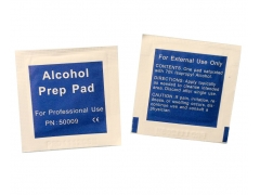 90% Alcohol Prep Medical Wipes