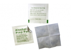 70% medical alcohol pads