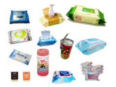 Private label  for wet wipes China manufacturer