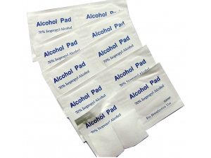 Hospital use professional 70% Isopropyl alcohol wipes