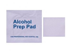 Medical Wet Alcohol Prep Swabs