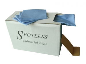 Blue Spotless Industrial Degreasing Wipes