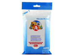 Dog and Cat care cleaning wipes
