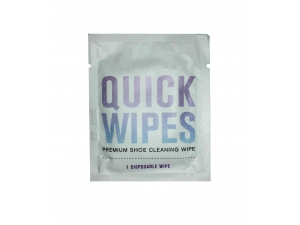 Comfortable Premium Shoe Cleaning Dotted Wipes