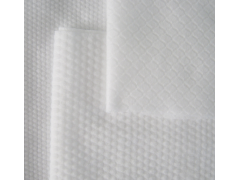 Pearl Grain Embossed nonwoven wipes
