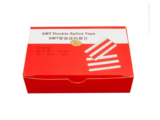 SMT Use Double Splice Tape