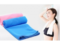 Instant Cooling Gym Towel