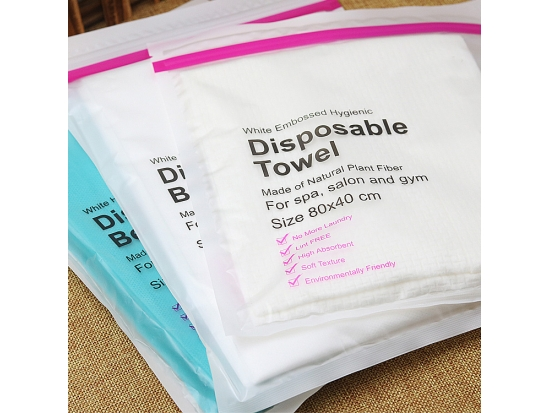 Disposable Bath Towel for Travelling