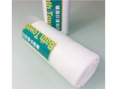 Disposable Bath Towel in Tube