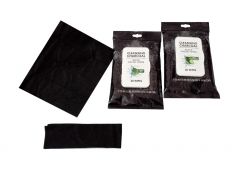 Detoxifying Charcoal Facial Wipes