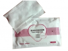 Rinse free Patient  Bath Wet wipes
