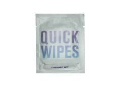 Wet wipes for hemorrhoids use