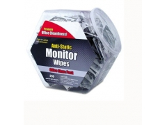 Dust-off Antistatic Monitor Wipes