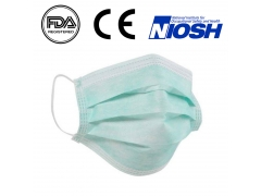 Comfortable CE and FDA Certificated Disposable Surgical Mask