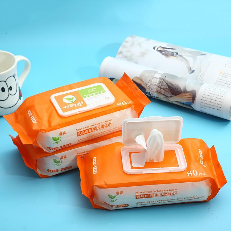 Disinfecting Antibacterial Wet Wipes for COVID-19