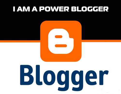 Good News !  We have our own Google Blogger now.
